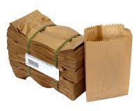 Saco Papel Semi Kraft – Tamanho p/ 05 kg