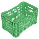 Caixas Plásticas Vazadas – Cor Verde