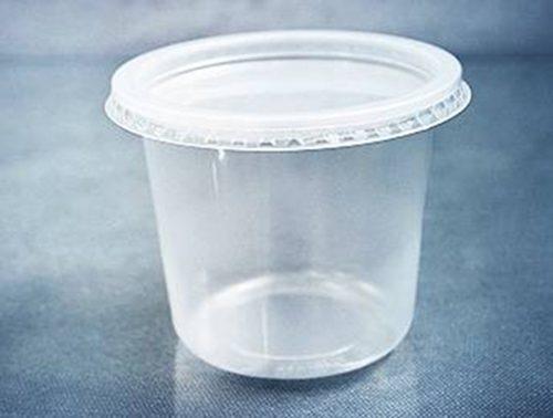 Pote pl stico com tampa 380 ml bh embalagem for Plastico pvc para estanques