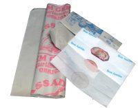 Papel Acoplado  Plastificado para Assados – Medida 50 cm x 60 cm