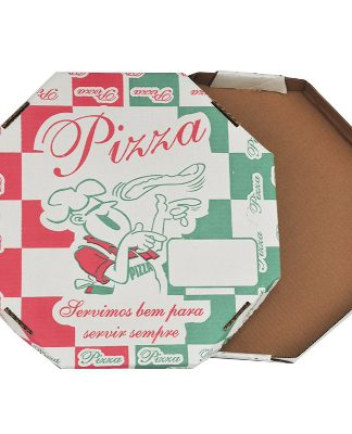 Caixas para Pizza Timbrada