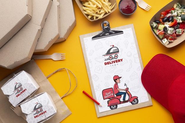 ideias de comidas para delivery