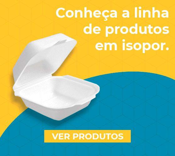 Produtos de isopor