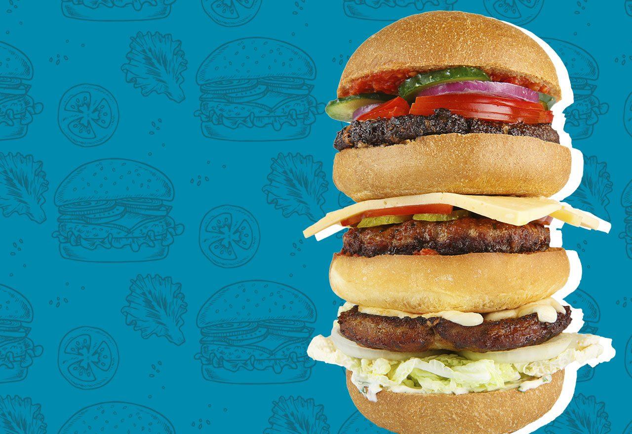 Ideias para cardápio de hamburgueria