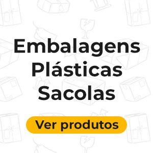 Embalagens Plásticas - Sacolas