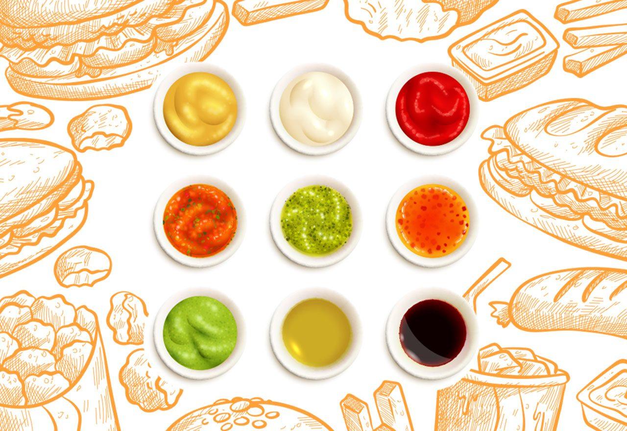 6 molhos de Hambúrgueres que você PRECISA ter em seu delivery